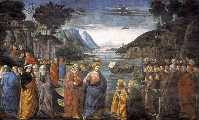 https://upload.wikimedia.org/wikipedia/commons/thumb/a/ac/Ghirlandaio%2C_Domenico_-_Calling_of_the_Apostles_-_1481.jpg/1024px-Ghirlandaio%2C_Domenico_-_Calling_of_the_Apostles_-_1481.jpg