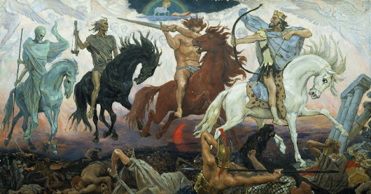 The Four Horsemen of Immigration – erin brown – Medium