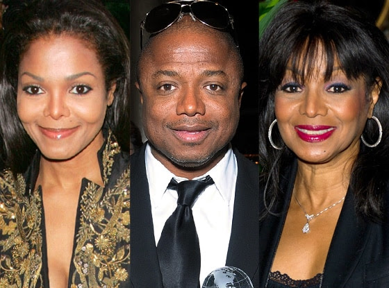 Image result for Janet Jackson randy jackson and rebbie jackson