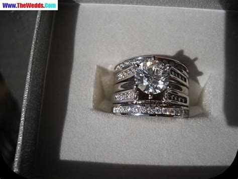 round diamond wendy williams wedding ring   Wedding Ring