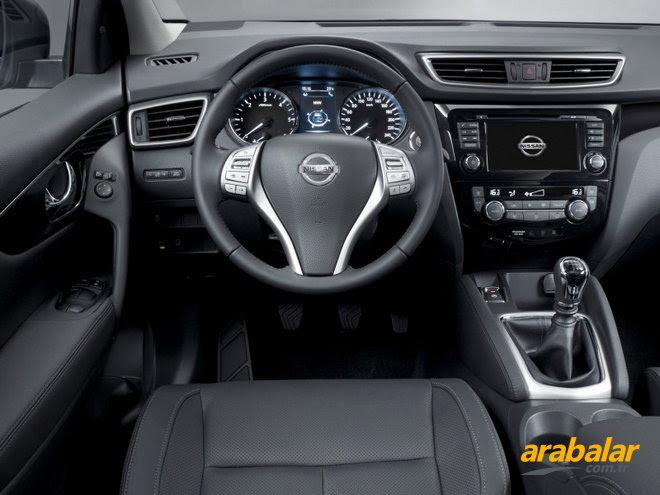 2017 Nissan Qashqai 1.5 DCi Visia - Arabalar.com.tr