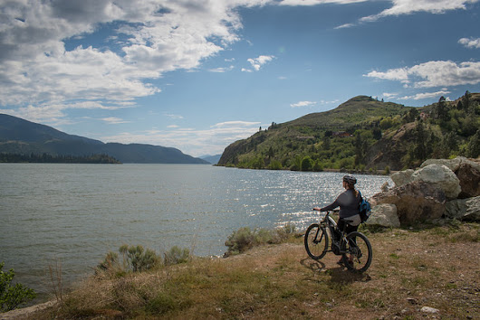 Top 3 Places to Cycle in Vernon