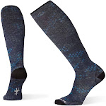 Smartwool Men's Compression Making Tracks Print OTC Socks