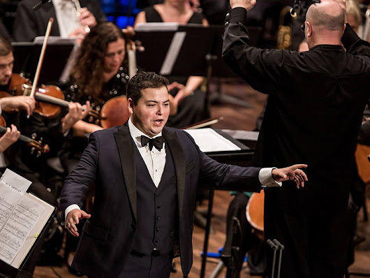 UH Alum Sings Way to Top Spot at Prestigious Competition in Hungary