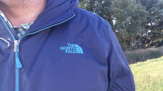 The North Face Mens Quest Insulated Jacket - Walks And Walking