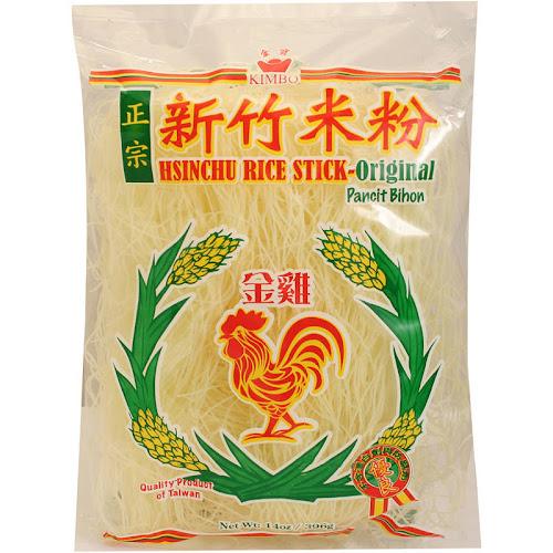 Kimbo Chin Chi Hsin Chu Bihon Rice Stick, 14 Ounces