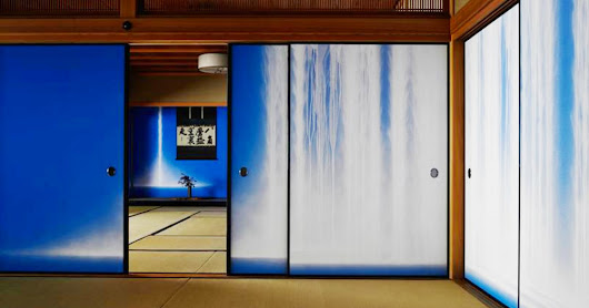 Hiroshi Senju: The Art of Waterfall Interiors