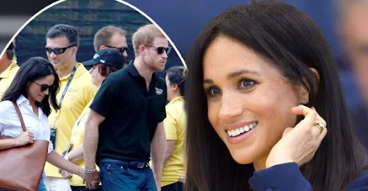 Meghan Markle first solo appearance: Why Duchess of Sussex chose 25 September | OK! Magazine