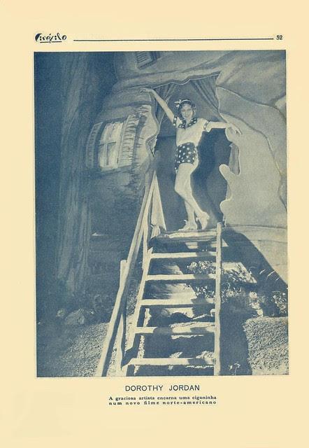 Cinéfilo, No. 73, January 11 1930 - back cover