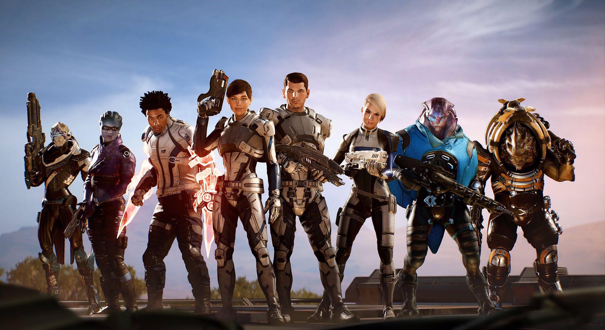 EA had a good quarter, and Mass Effect was a key factor screenshot