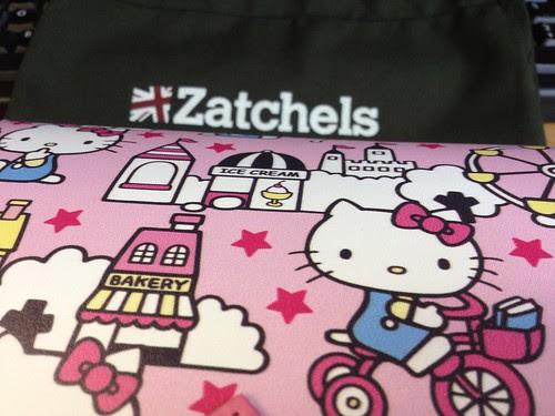 Hello kitty Zatchel
