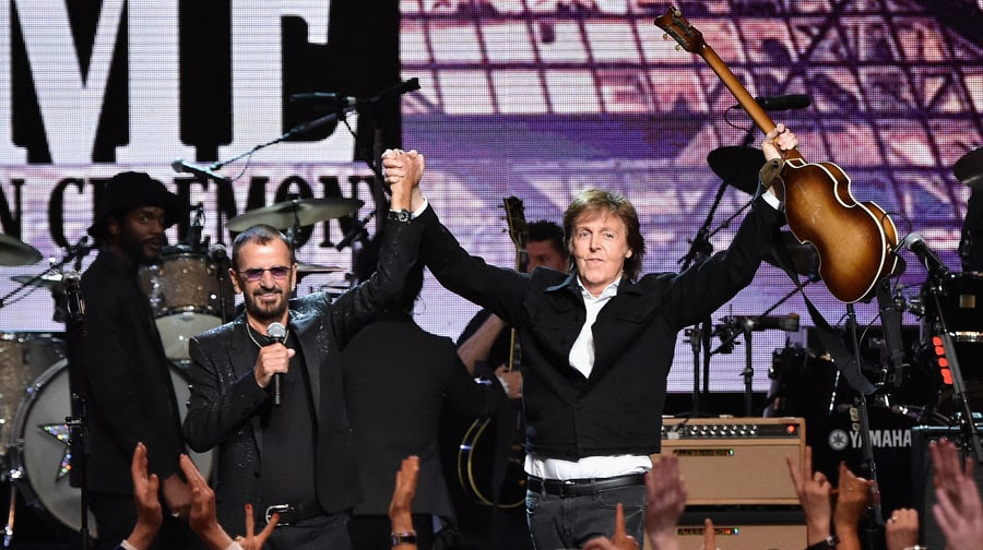 Ringo Starr Gets Meta With Paul McCartney, Joe Walsh on New Song