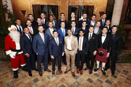 The Bachelorette Week 1: Bring on the Men!