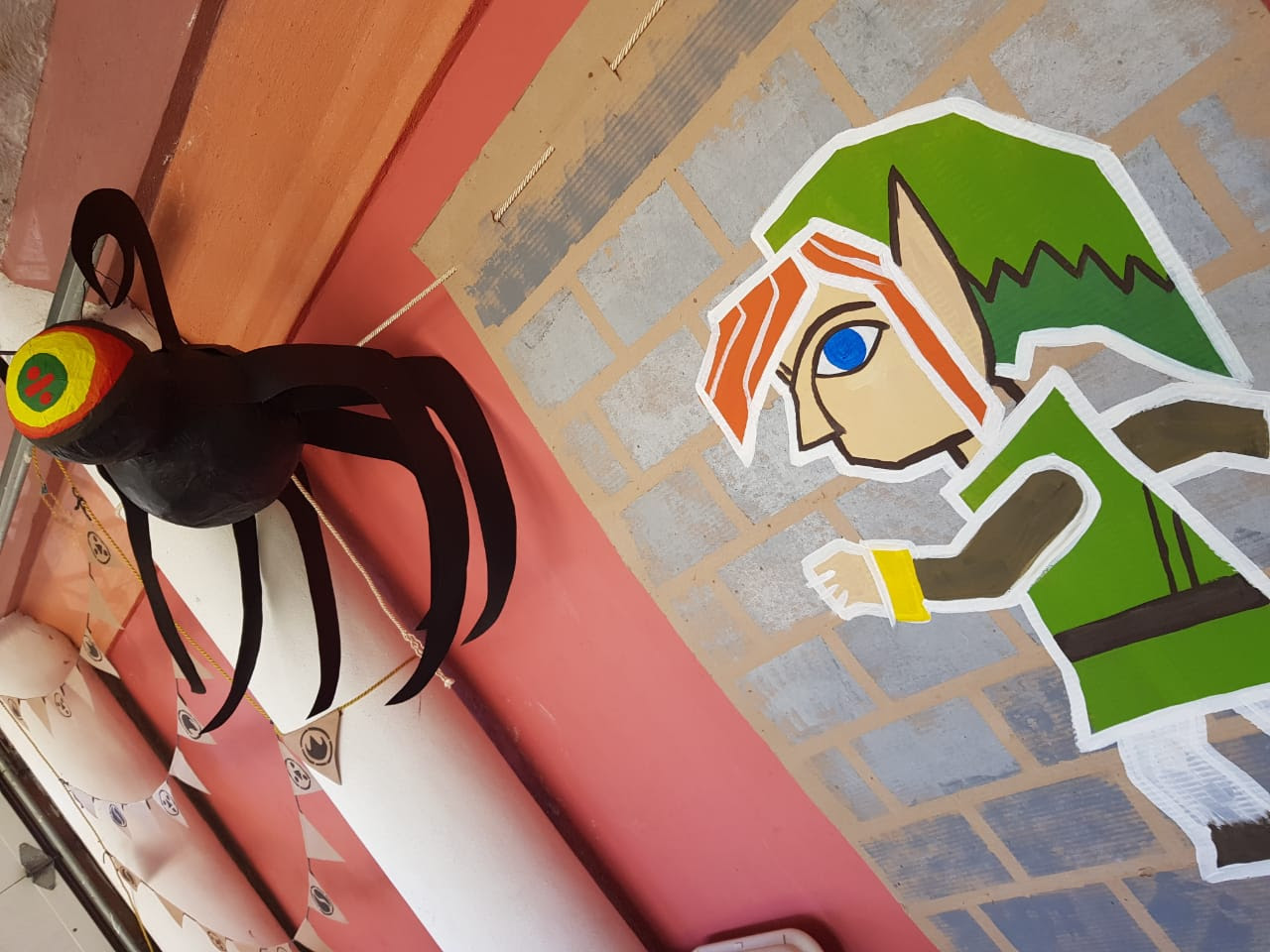 Decoration Murale Zelda Amazon Yisanwu 5 Piece The Legend