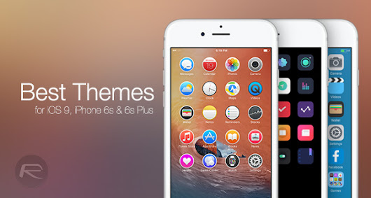 10 Best iPhone Themes For iOS 9 | Redmond Pie
