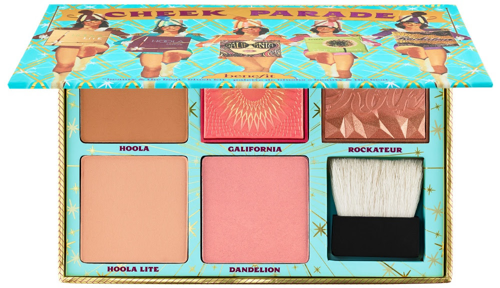 Benefit Cosmetics Cheek Parade