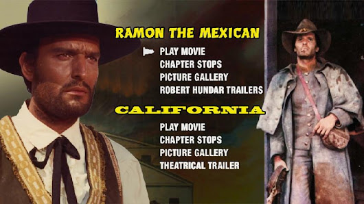 California - Wild East Productions - The Spaghetti Western Database