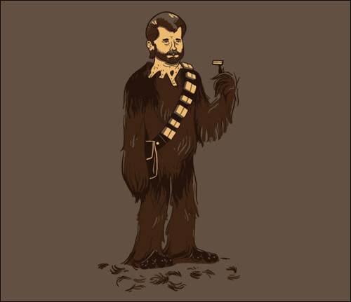 Let the Wookie Win