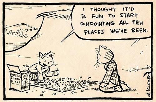 Laugh-Out-Loud Cats #1708 by Ape Lad