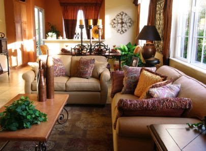 Living Room Interior Decorating Ideas - Interior design