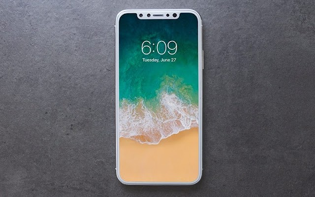 Apple's iPhone 8 Is Said To Replace Home Button With New Swipe Gesture And iPad Like Dock, As Shown In Mockup