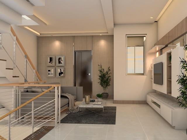 65+ Gambar Desain Ruang Tamu Bertingkat HD Gratid Download Gratis