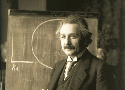 Albert Einstein Reads 'The Common Language of Science' (1941) Open Culture