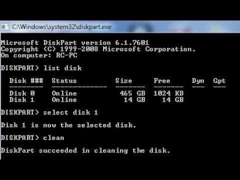 Cara Mudah Membuat Bootable Flashdisk (USB) Windows