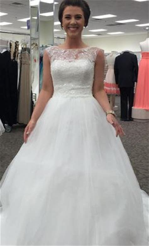 David's Bridal wg3672, $240 Size: 4   New (Un Altered