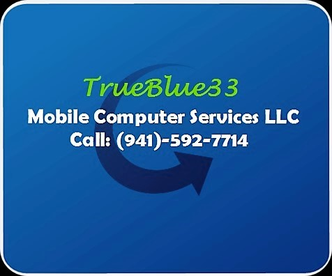 Trueblue33 Mobile Computer Service LLC., Bradenton