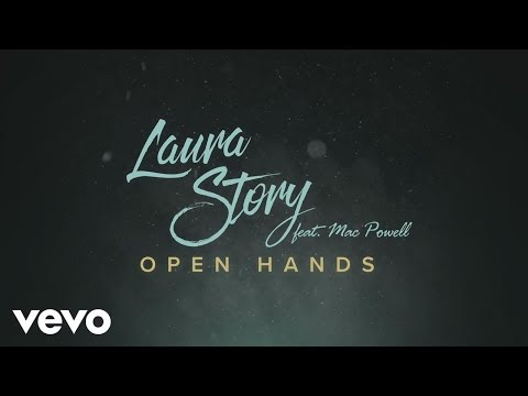 Experience Laura Story's Open Hands {A Music Review + Giveaway} #OpenHands #FlyBy