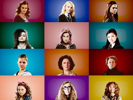 Which Harry Potter Witch Are You Most Like?