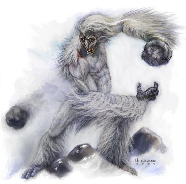 Ο YETI (χιονάνθρωπος των Ιμαλαΐων) είναι υποείδος αρκούδας!