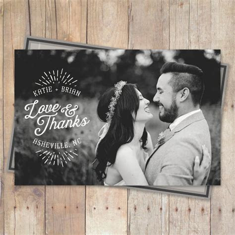 Thank You Cards Wedding, Thank You Wedding Cards   Love