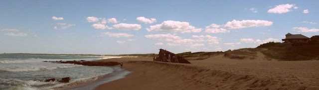 praias uruguai playa del barco la pedrera