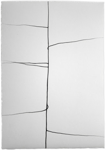 untitled, 2011, pencil on paper, 25 x 17,5 cm