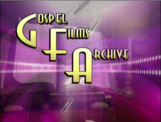 Gospel Films Archive: a project to restore the films and TV shows that spread the Gospel to 20th century audiences and reissue them in historical context