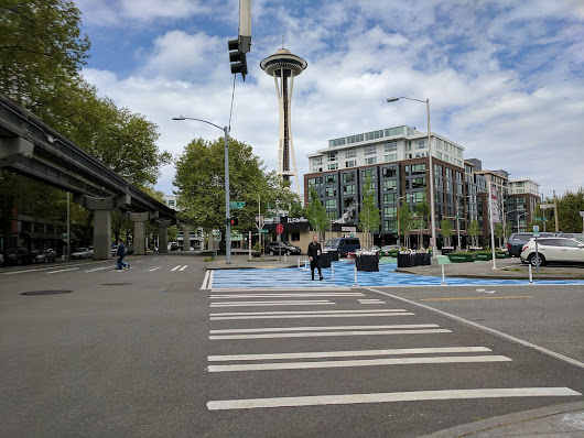 Growing Seattle Ups the Ante on Green and Complete Streets