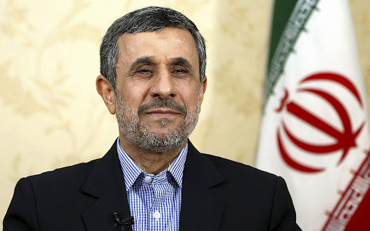 Iran's Ahmadinejad takes surprising interest in US college football