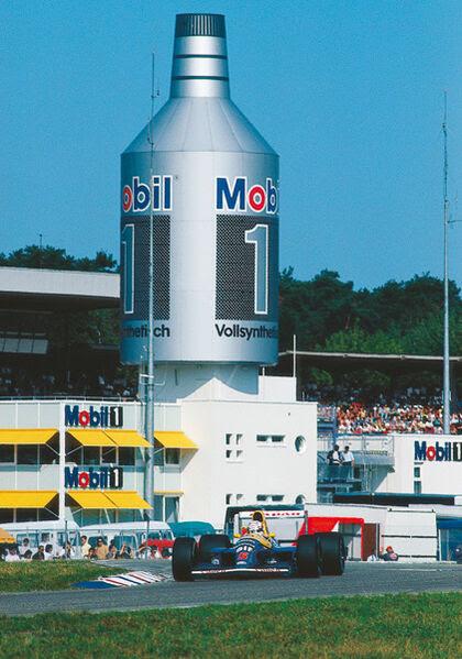 Hockenheim 1991