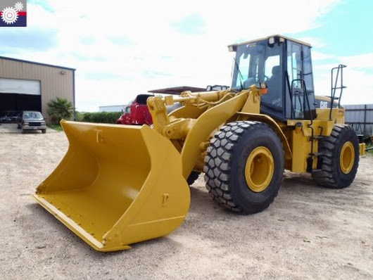 MAKE : CATERPILLAR, MODEL : 950G,   YEAR : 2000, PRICE : $ 56000 USD
