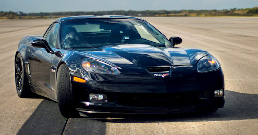 Gunning for an Electric Speed Record in a … Corvette?
