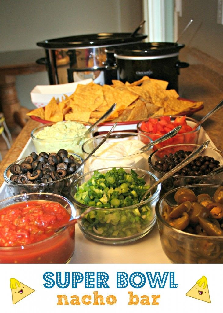 100+ EPIC Best Super Bowl Party Ideas Pinterest
