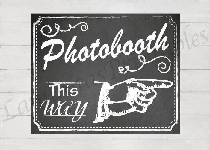 Photobooth Sign Photo Booth Sign Photobooth Backdrop Photobooth