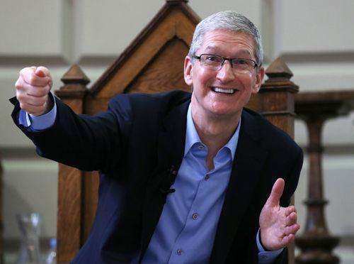 Fortune: Apple Is This Year's Most Admired Company In The World