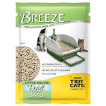 Tidy Cats 12722 Litter Pellets 3.5 lbs.