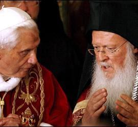 Benedicto y Bartolomé