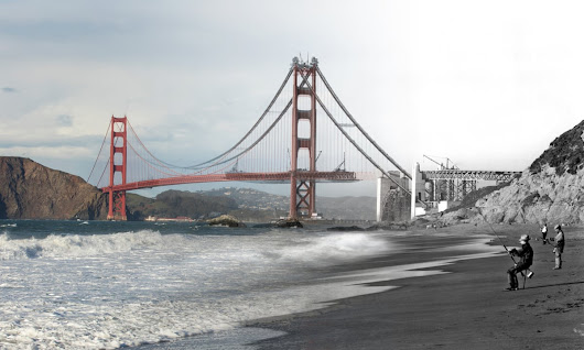 San Francisco, then and now