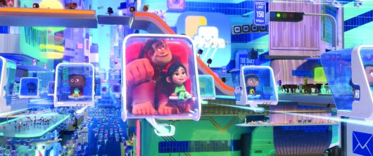 50 Things You Need To Know About 'Ralph Breaks The Internet'
