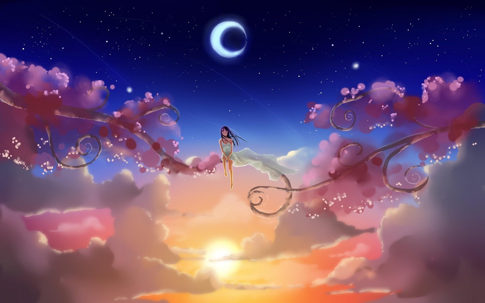 26 Aesthetic Anime Laptop Wallpaper Hd